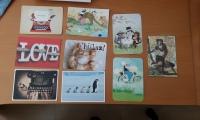 Thee kaarten
